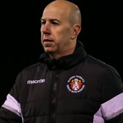 Slough Town have signed their top priorities says Jon Underwood