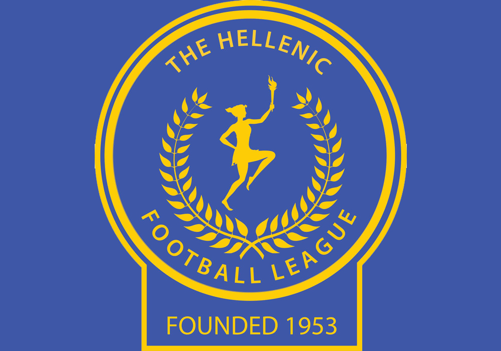 All the Hellenic League player registrations 6/12/2018 to 13/12/2018