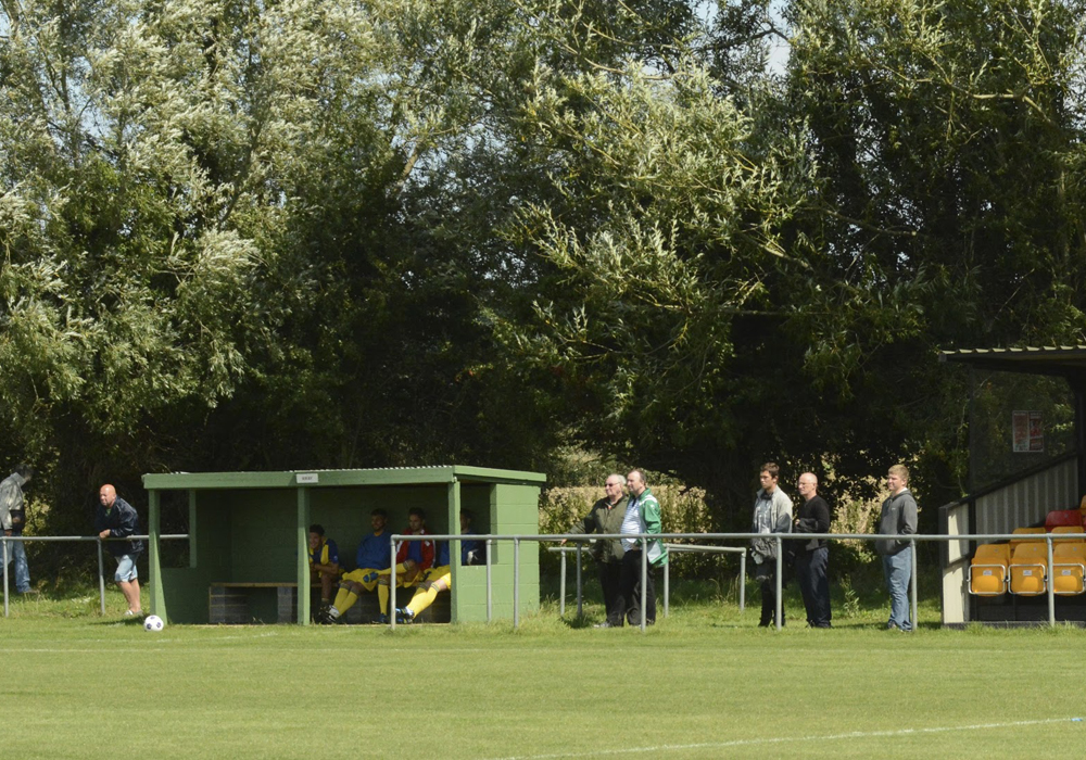 Holyport's Summerleaze Ground. Photo: Holyport FC.