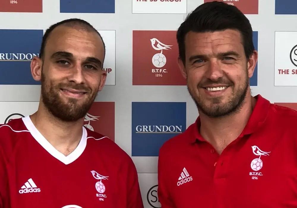 Striker Liam Ferdinand rejoins Bracknell Town