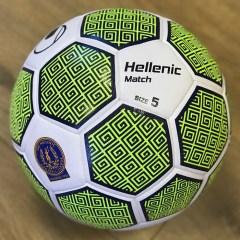 New Uhlsport Hellenic League match ball revealed