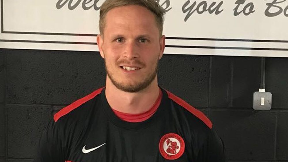 Sandhurst Town full back Richard Jones retires