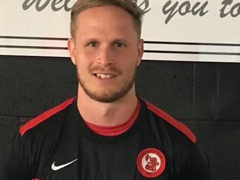 Sandhurst Town full back Richard Jones retires