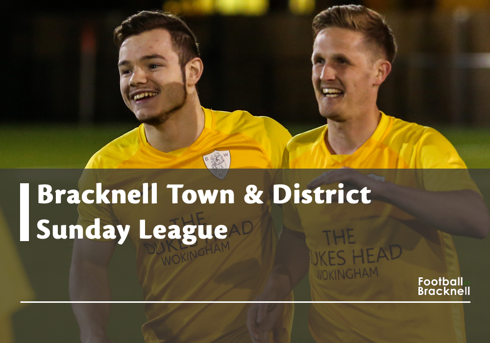 Bearwood and Braybrooke clash in Bracknell Sunday League Division 3