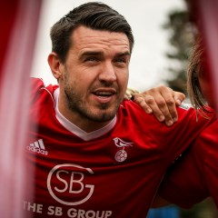 Carl Davies wins Bostik League manager of the month award