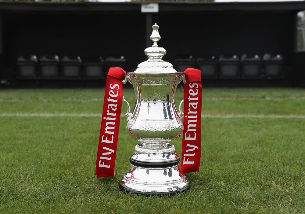 The full FA Cup Fourth Qualifying Round draw