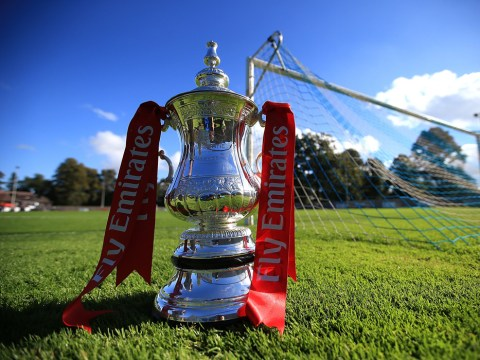 The full FA Cup First Round draw
