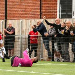 Bracknell Town topping another Bostik League table