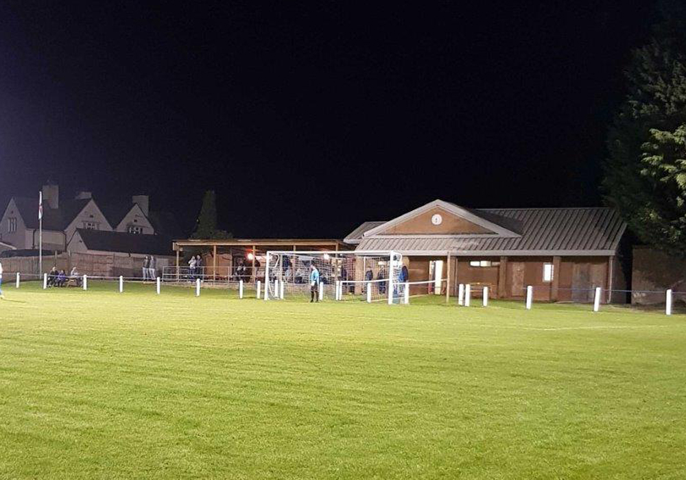 Guide to Shrivenham FC and Barrington Park