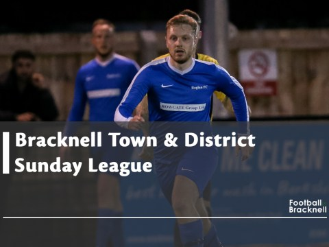 Six Bracknell Sunday League sides through in County Cup