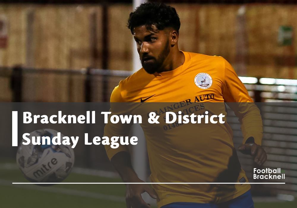Bracknell Sunday League Division 3 title to go to the wire
