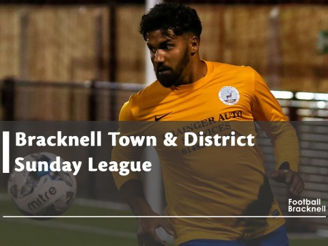 Loveman and Winkfield through in Bracknell Sunday League Cup