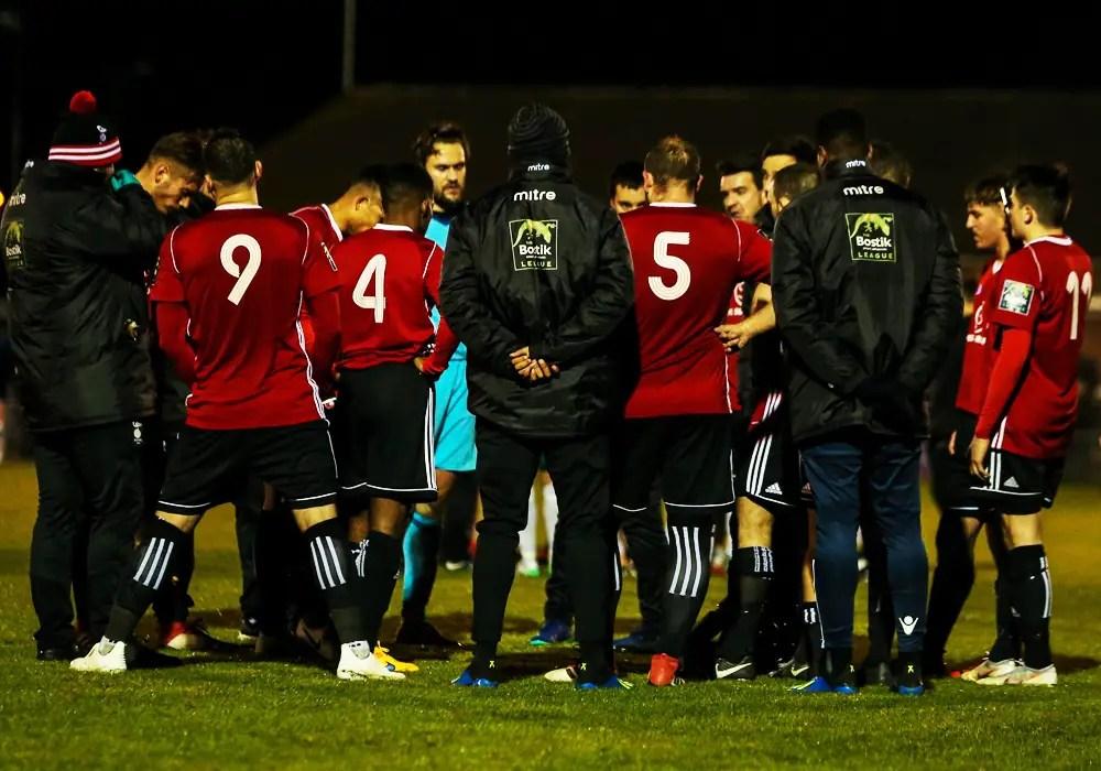 Penalty heartbreak for Bracknell Town in FA Trophy shoot out