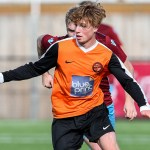Josh Harris up for Young Player of the Season award