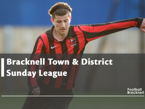 Finchampstead and Fernhill go head to head in Bracknell Sunday League