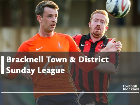 #CMONDUDS FC Fernhill and Finchampstead battle it out at top of Bracknell Sunday League Premier
