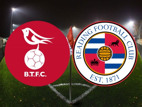 Bracknell Town vs Reading FC: When and where to buy tickets