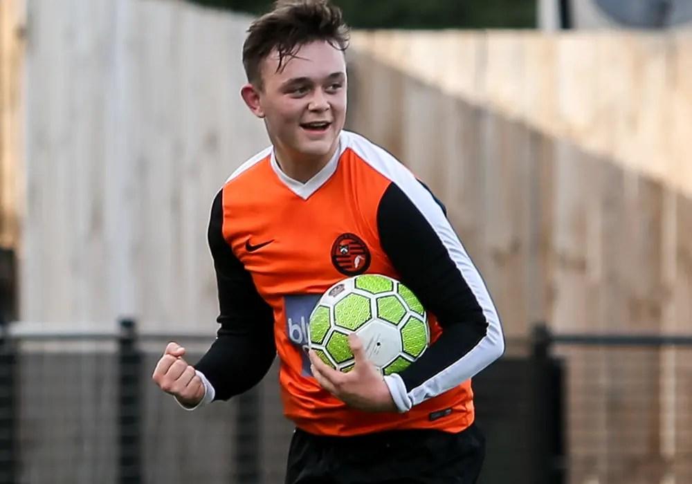 Wokingham & Emmbrook's Ellis Day earns call back to parent club