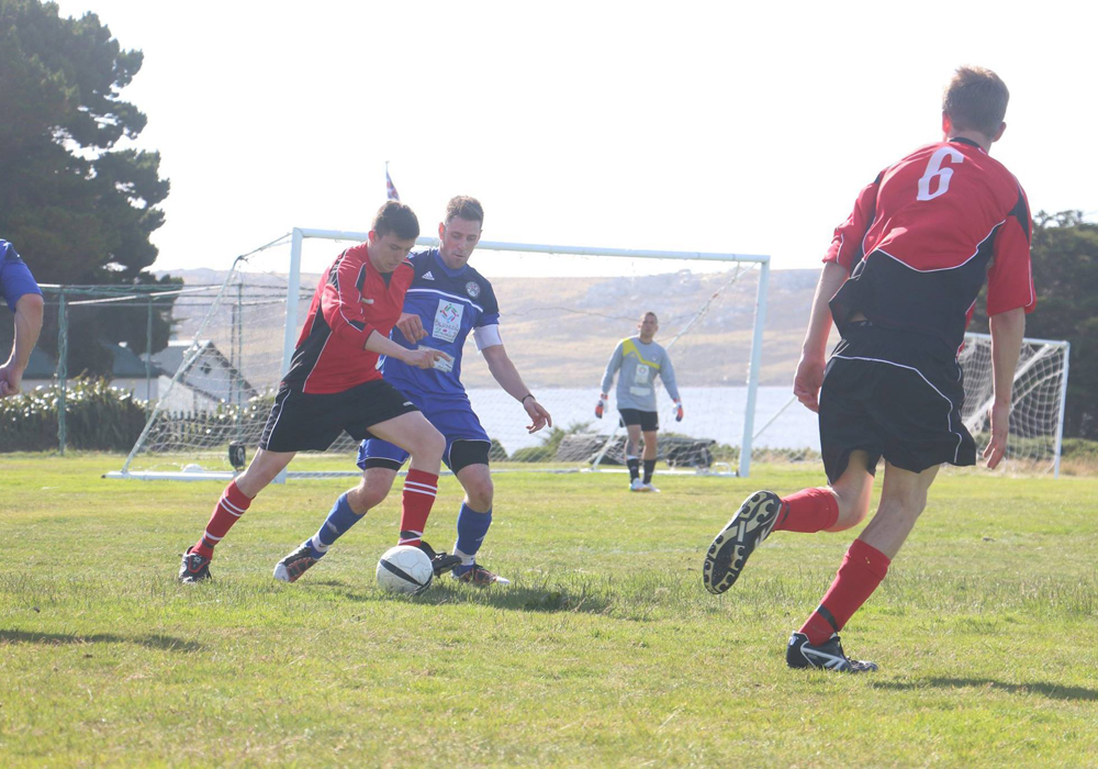 Where Falkland Islands Tour matches will be played