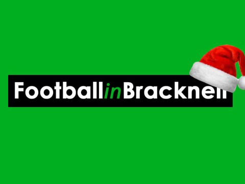 The 2018 Football in Bracknell Christmas gathering
