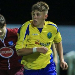James Richardson up for Young Footballer of the Season award