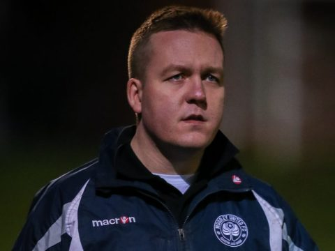 Hellenic League Woodley United begin search for new manager