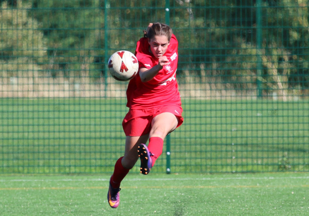 Kiah Owen sets Binfield Ladies on their way to first league win