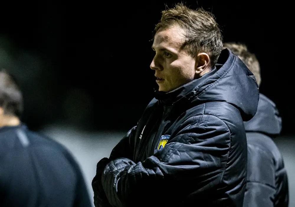 Reading City manager Simon Johnson. Photo: Neil Graham.