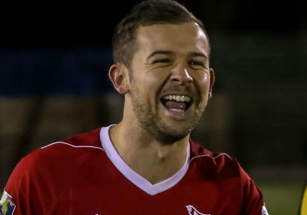 Dave Hancock on target for Bracknell and Binfield share nine goals