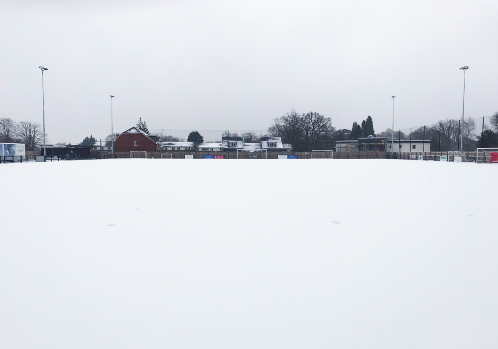 On or off? Live updates on snow postponements at the weekend
