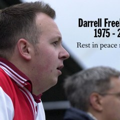 A tribute Darrell 'Dudley' Freeland