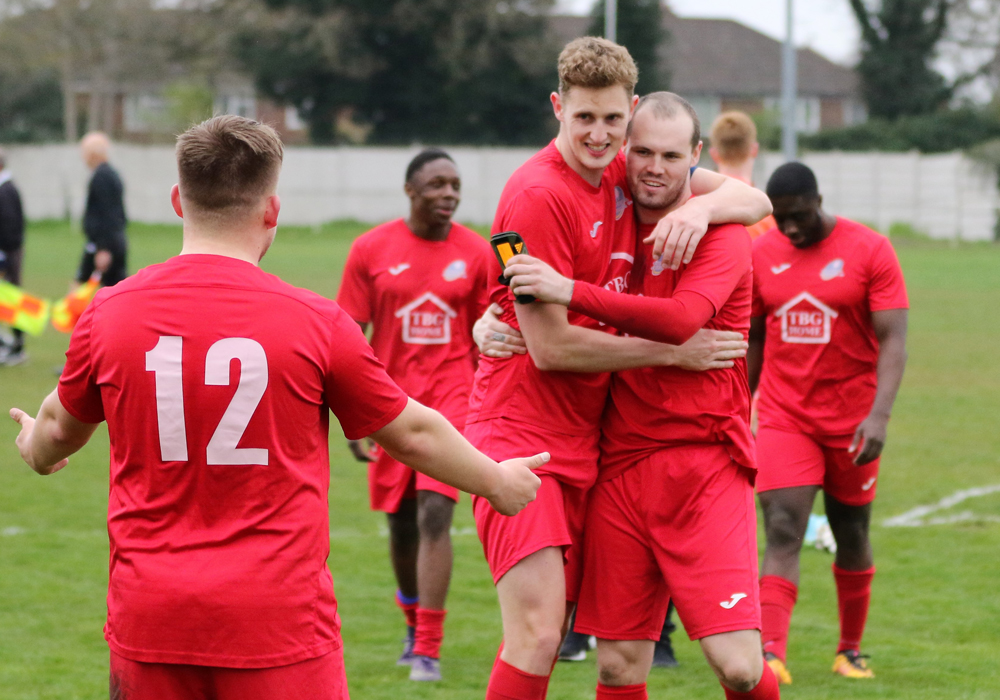 Weekend: Non league fixture in Berkshire for Saturday 13th April