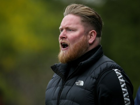 Aaron Steadman steps down at Ascot United
