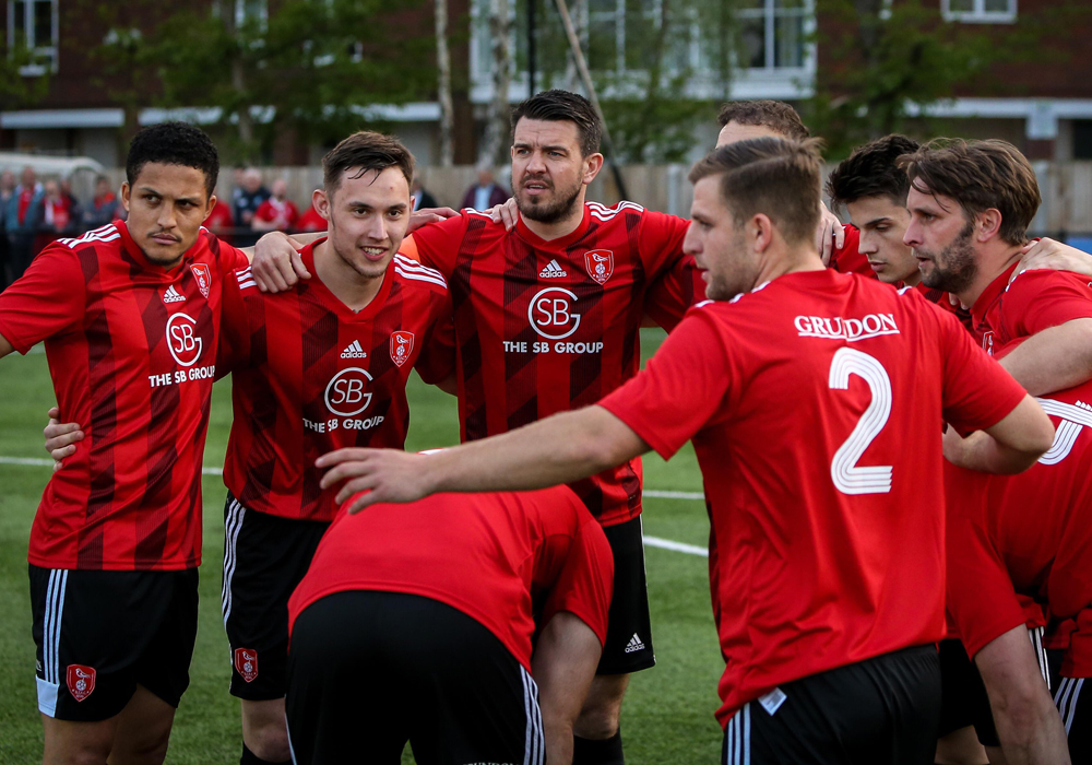Report: Bracknell Town secure Bostik League play off final place