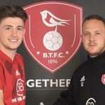 Bracknell Town boss on new signing Dan Bayliss