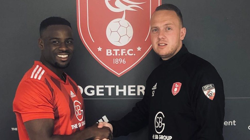 Bracknell Town add experienced Southern League midfielder