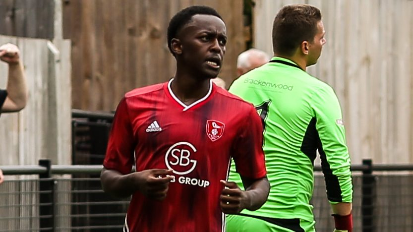 Bracknell Town add duo to Isthmian League squad