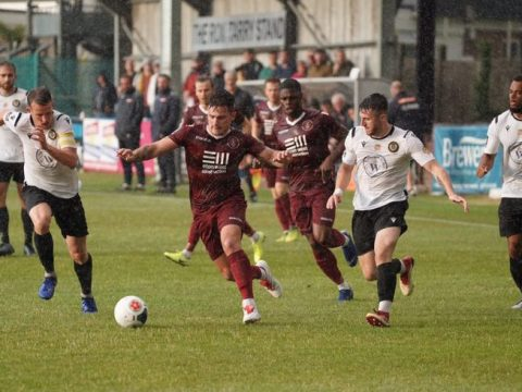 Hungerford Town take points and all the Tuesday night action