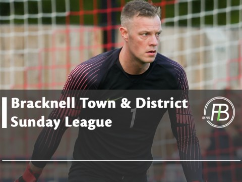 Bracknell Rangers hit the top in the Bracknell Sunday League
