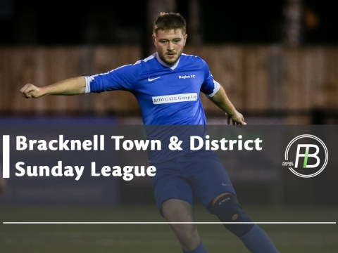 Big Woodley derby in Bracknell Sunday League Division 1