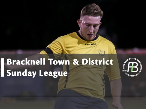 Cup takes centre stage in Bracknell Sunday League