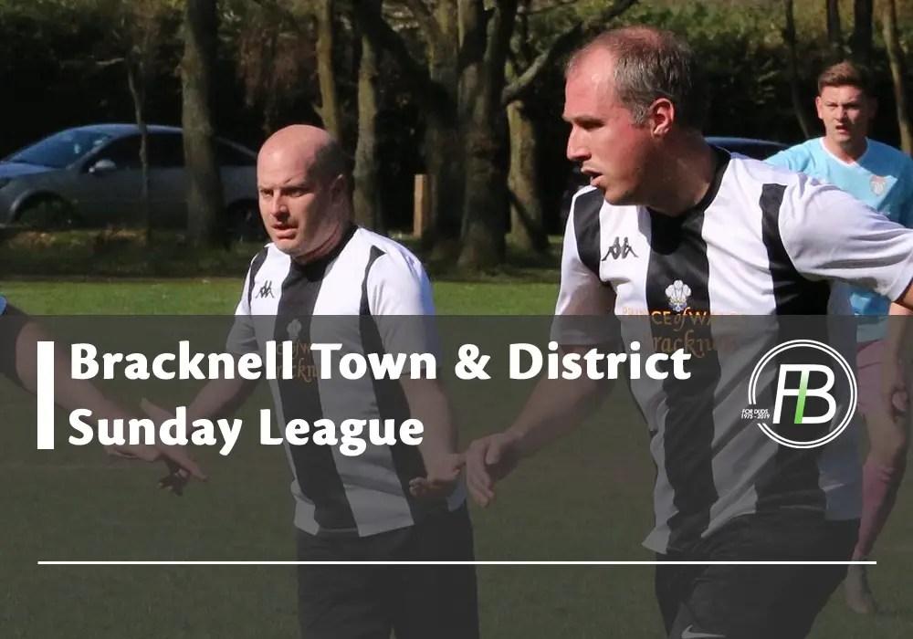 Bracknell Rangers and Crowthorne Inn battle for top spot in Bracknell Sunday League