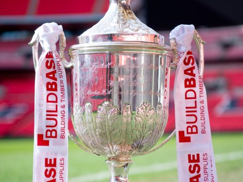 The full FA Vase Second Round draw