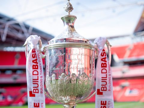 The FA Vase Second Round draw affecting Berkshire