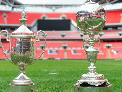 The Berkshire FA Cup, FA Vase and FA Trophy entries for 2020/21