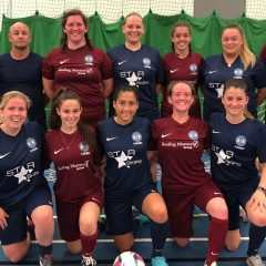 Football and Futsal – S4K Ladies are covering all bases