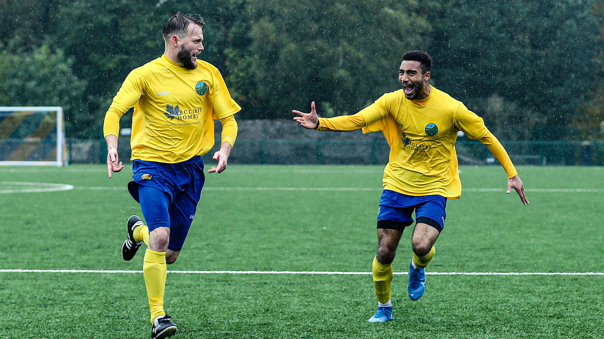 Ian Davies on target for Ascot United and Binfield win at Bassett