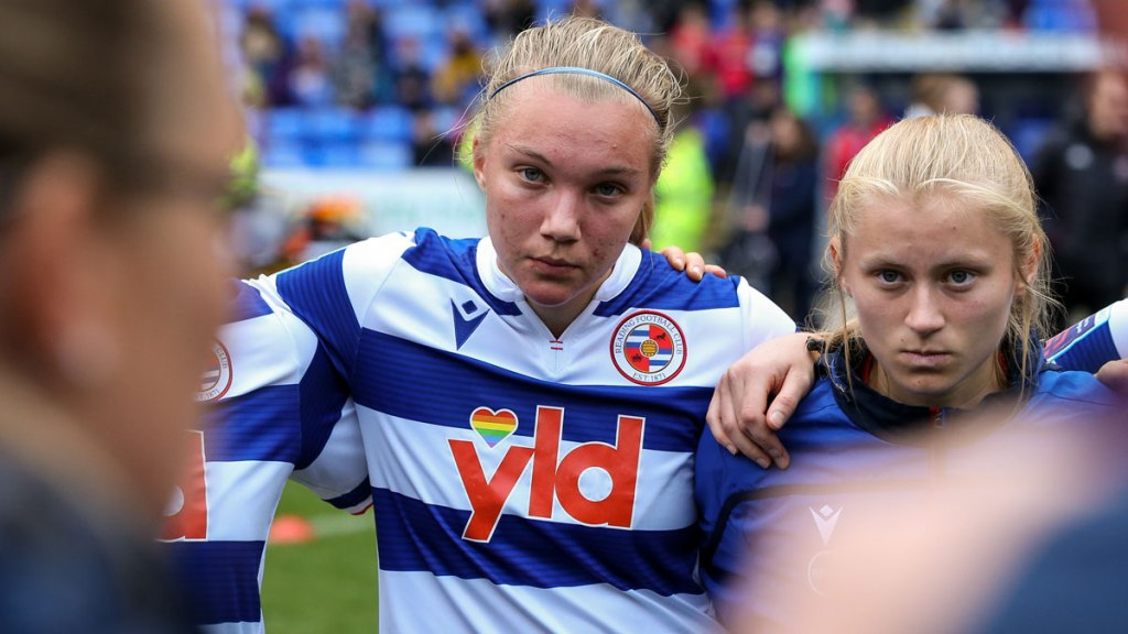 Four reasons for Reading FC Women fans to be cheerful