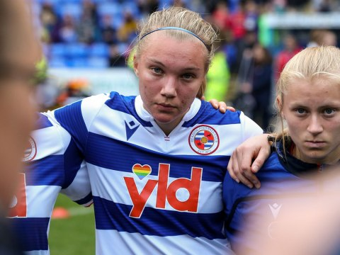 Reading FC Women announce three contract extensions