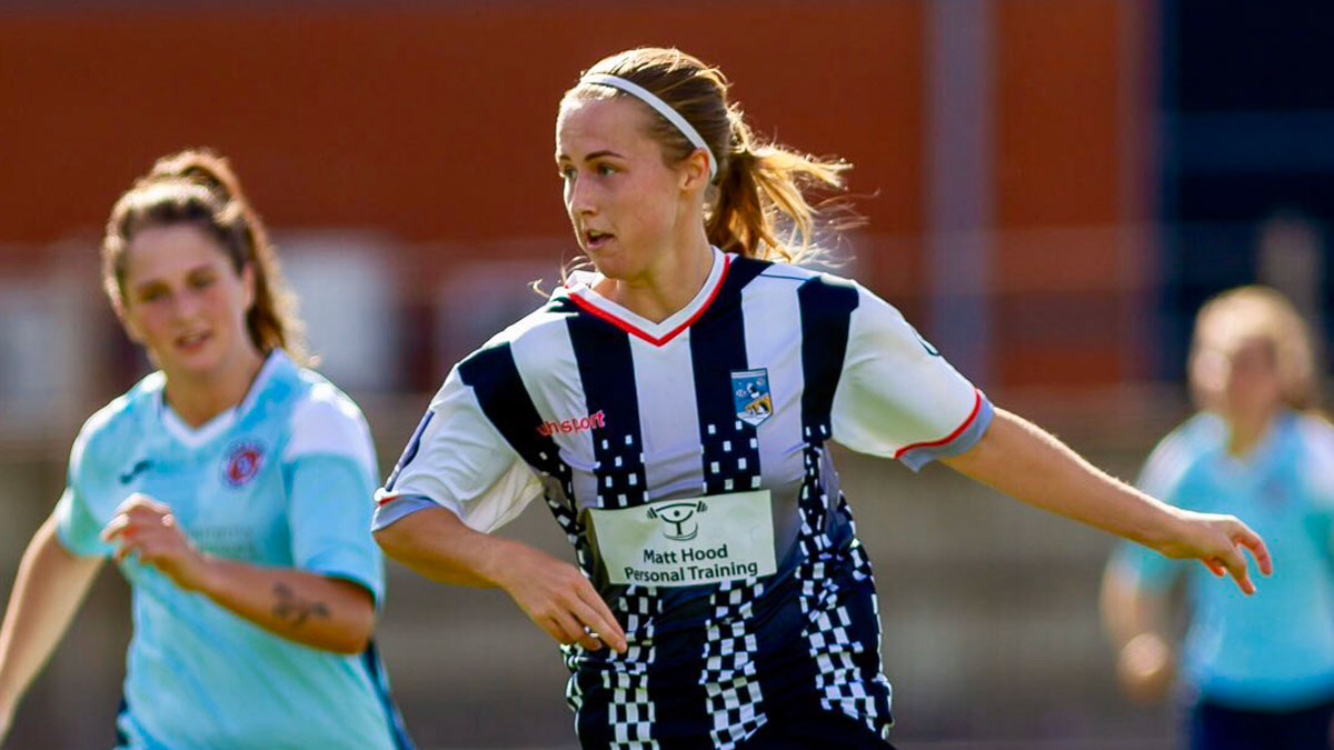 'At the age of 12 or 13 I just stopped' Maidenhead United's Simone O'Brien